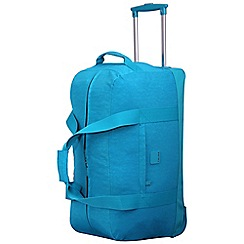 Tripp - Ultramarine 'Holiday Bags' 2 wheel large wheel duffle