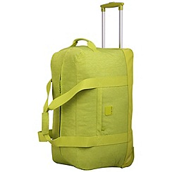 Tripp - Holiday Large Wheel Duffle Lime