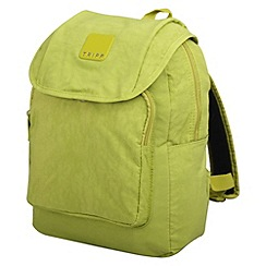 Tripp - Holiday Flapover Backpack Lime
