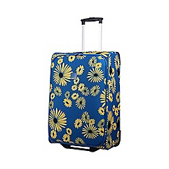 Tripp - Daisy 2-Wheel Medium suitcase Turquoise/Yellow