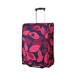 Tripp - Leaf 2-Wheel Medium suitcase Midnight/Cassis
