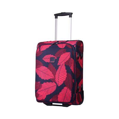 Tripp Leaf 2-Wheel Cabin suitcase Midnight/Cassis