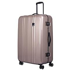 Tripp - Bronze 'Absolute Lite II Frame' 4 wheel large suitcase