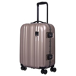 Tripp - Bronze 'Absolute Lite II Frame' 4 wheel cabin suitcase