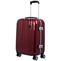 Tripp - Scarlet 'Absolute Lite II Frame' 4 wheel cabin suitcase