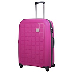 Tripp - Magenta II 'Holiday 5' large 4 wheel suitcase