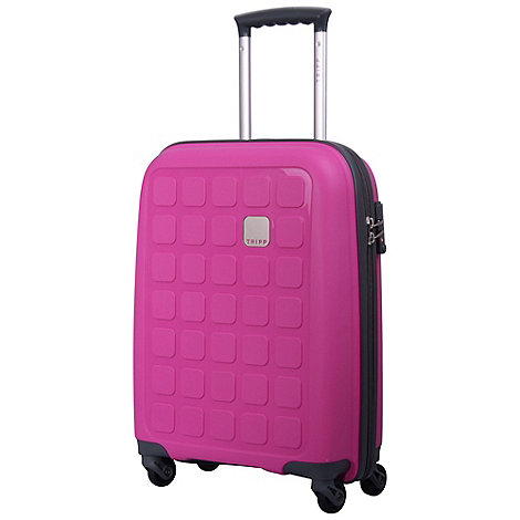 Tripp - Magenta II +Holiday 5+ cabin 4 wheel suitcase
