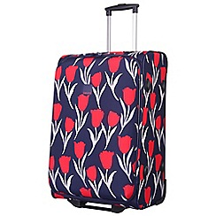 Tripp - Tulip Medium 2-Wheel suitcase Navy/Red