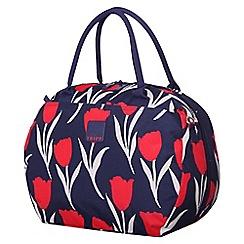 Tripp - Tulip  Holdall Navy/Red