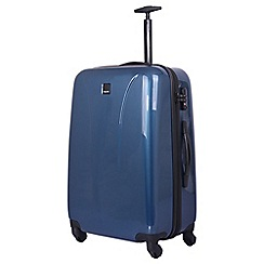 Tripp - Chic Medium 4-Wheel Suitcase Ocean Blue