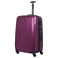 Tripp - Chic Medium 4-Wheel Suitcase Mulberry