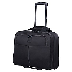 Tripp - Black 'Style Lite Business' wheeled tote