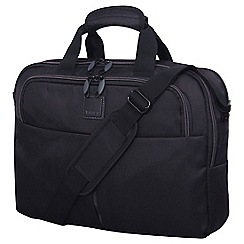Tripp - Black 'Style Lite Business' laptop messenger