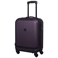 Tripp - Cassis 'Lite' 4 wheel dual access cabin suitcase
