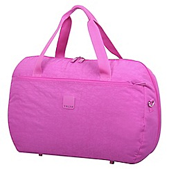 Tripp - Magenta 'Holiday Bags' large holdall