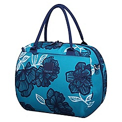 Tripp - Navy 'Bloom' holdall