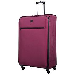 Tripp - Scarlet 'Full Circle' 4 wheel large suitcase