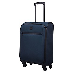 Tripp - Emerald Full Circle 4-Wheel Cabin Suitcase