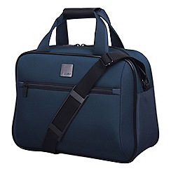 Tripp - Emerald 'Full Circle' flight bag