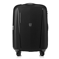 Tripp - Black 'Ultimate Lite II' medium 4-wheel suitcase