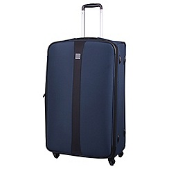Tripp - Teal 'Superlite 4W' 4 wheel large suitcase