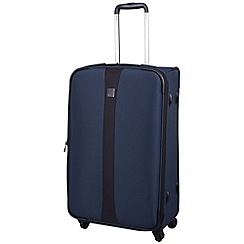 Tripp - Teal 'Superlite 4W' 4 wheel medium suitcase