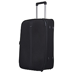 Tripp - Black 'Superlite III' 2 wheel medium suitcase