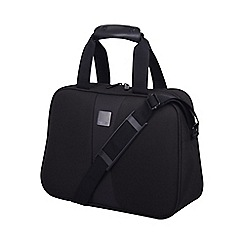 Tripp - Black 'Superlite' flight bag