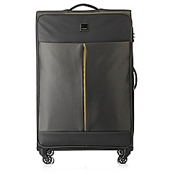 Tripp - Graphite 'Style Lite' large 4-wheel suitcase