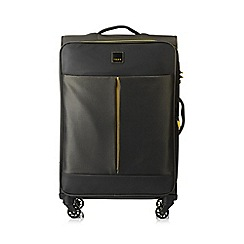 Tripp - Graphite 'Style Lite' medium 4-wheel suitcase