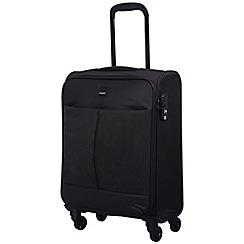 Tripp - Black 'Style Lite' cabin 4w exp suitcase