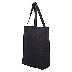 Tripp - Black 'Accessories' Zip Around holdall