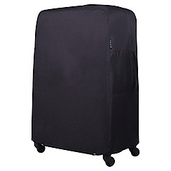 Tripp - Black 'Accessories' large suitcase cover