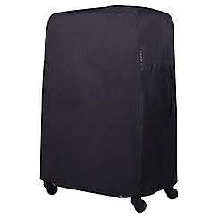 Tripp - Black 'Accessories' medium suitcase cover