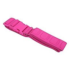 Tripp - Magenta 'Accessories' luggage strap
