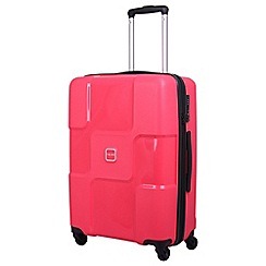 Tripp - Watermelon 'World' 4 wheel medium suitcase