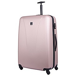 Tripp - Champagne 'Lite' Large 4-wheel Suitcase