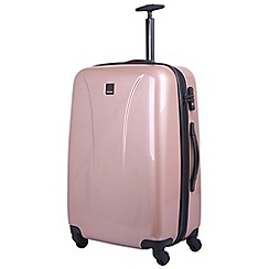 Tripp - Blush 'Chic' medium 4-wheel Suitcase