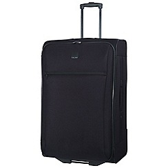Tripp - Black  'Glide Lite III' 2-wheel medium suitcase