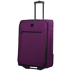 Tripp - Mulberry 'Glide Lite III' 2-wheel medium suitcase