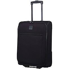 Tripp - Black 'Glide Lite III' 2-wheel cabin suitcase