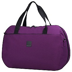 Tripp - Mulberry  'Glide Lite III'  large holdall