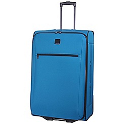 Tripp - Turquoise 'Glide Lite III'  2w large suitcase