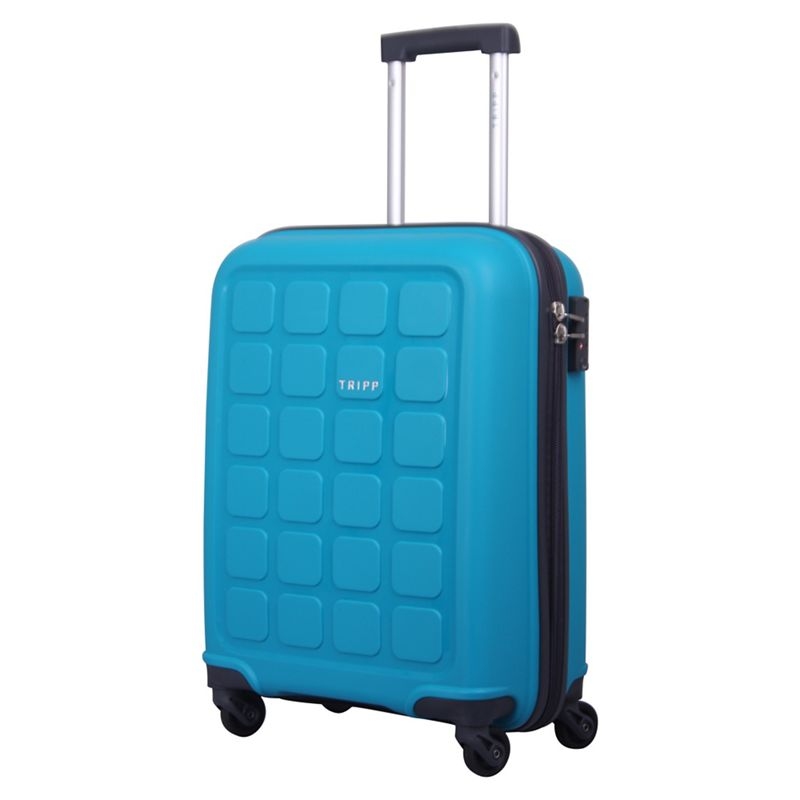Tripp - Ultramarine Holiday 6 Cabin 4 Wheel Suitcase