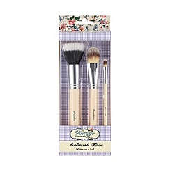 The Vintage Cosmetic Company - 'Airbrush Make-Up' brush set