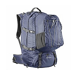 Craghoppers - Dark navy worldwide 65l bag
