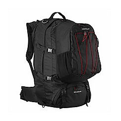 Craghoppers - Black worldwide 65l bag