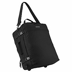 Craghoppers - Black worldwide 40l cabin bag
