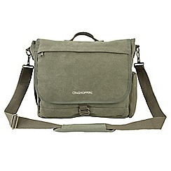 Craghoppers - Dark khaki lifestyle travel bag