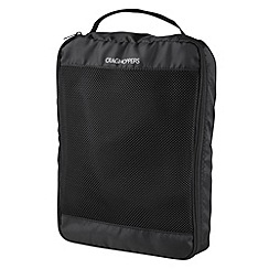 Craghoppers - Black packing cube